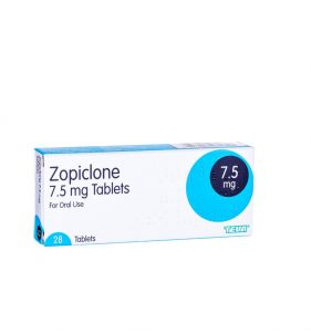 buy zopiclone 7.5mg