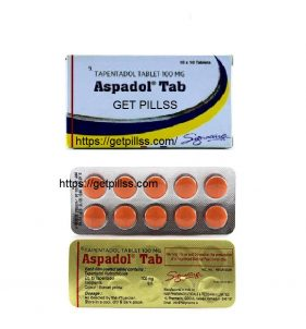 Aspadol 100mg Package